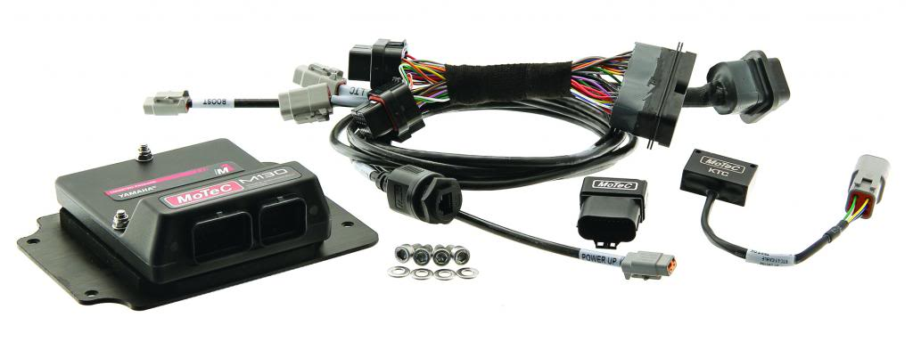 Details about MoTeC M130 YAMAHA JET SKI FX SHO PLUG-IN ECU KIT