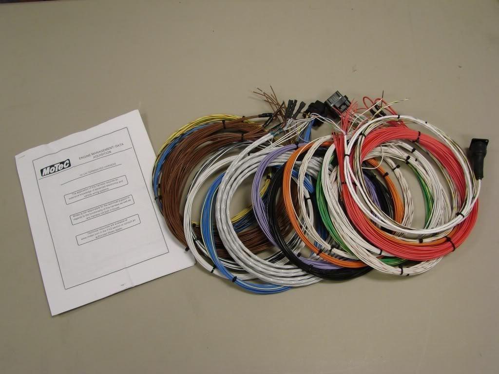 Motec M800 M600 M400 M84 Untermed Wiring Harness Ebay Ecu