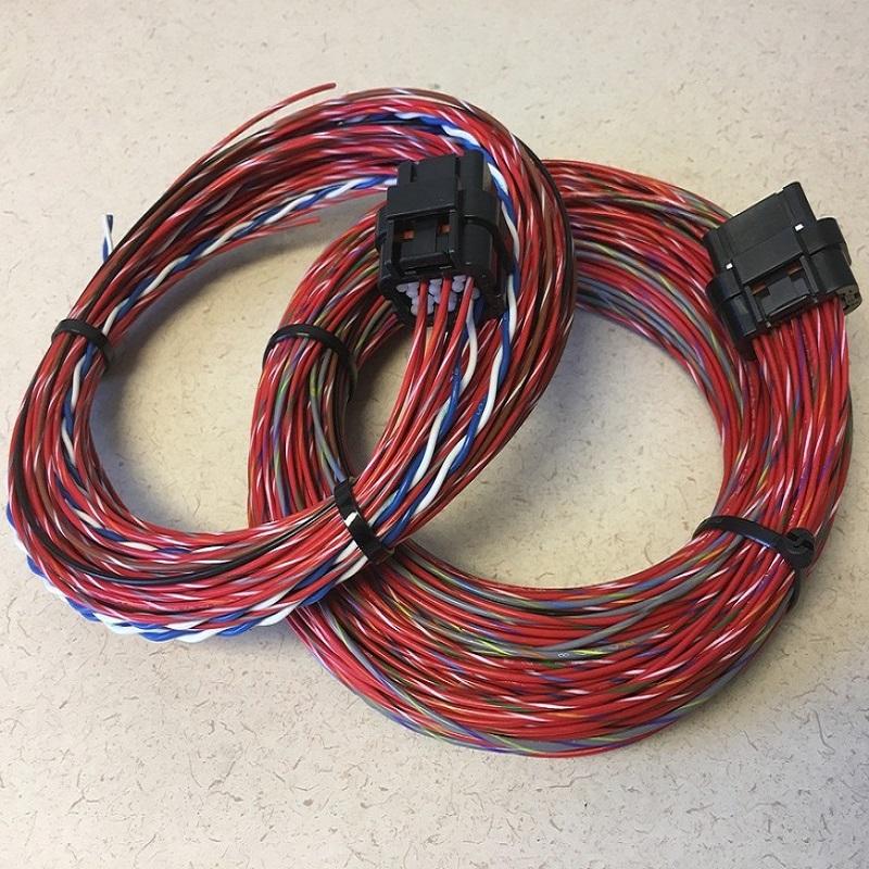 PDM15 Harness 2 motec pdm15 untermed wiring harness fischer motorsports motec