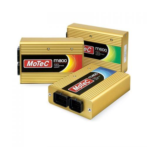 MoTeC M800 / M880 Multi Pulse Option